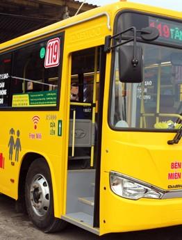 TP HCM mở tuyến buýt '5 sao' đi qua các bệnh viện lớn