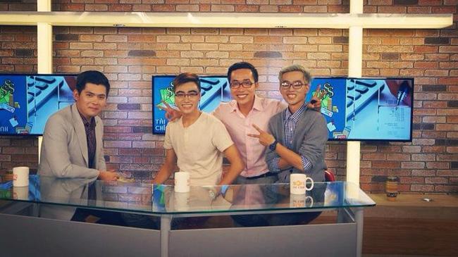 Lần Tuấn được đài truyền hình VTV mời làm khách mời trong chương trình phóng sự.