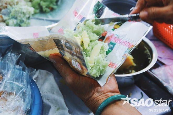 Xôi là món ăn chưa bao giờ cũ trong mắt người Sài Gòn
