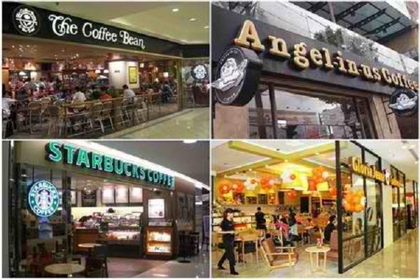 Hàng loạt các thương hiệu cà phê nổi tiếng của thế giới có mặt tài Sài Gòn đã thổi một hương vị mới, phong cách mới cho các quán cà phê của Sài Gòn