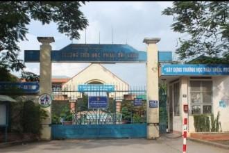 Trường Tiểu học Phan Bội Châu