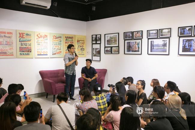 Nghệ sĩ Thành Lộc cũng là người đã trực tiếp tham gia và ủng hộ dự án Sài Gòn Vi Vu này của Tuấn.
