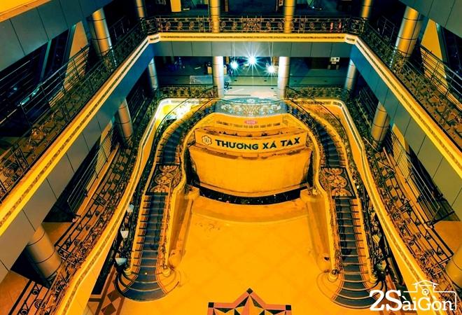 Thập niên 1960, Tổng giám mục Phêrô Máctinô Ngô Đình Thục đã ủy quyền cho Viện Đại học Đà Lạt mua lại Thương xá này, từ đó trở thành bất động sản của Hội đồng Giám mục Việt Nam.