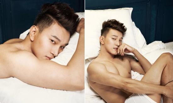 Người mẫu, Nam diễn viên điện ảnh Hoàng Kỳ Nam thẳng thắn cho rằng: Khi đã bước vào nghề này - mẫu khỏa thân - phải chấp nhận thị phị.