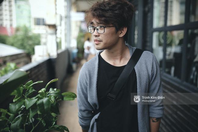 Đôi lúc Tuấn cũng cảm thấy mình như một người lạc lõng giữa Sài Gòn, nhưng vì những niềm đam mê của bản thân và cái tôi đàn ông nên bắt buộc bản thân phải cố gắng làm tốt hơn nữa.