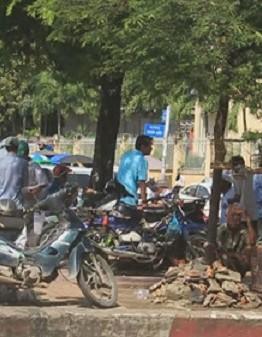 Chợ' độc nhất 20 năm chỉ dành cho đàn ông ở Sài Gòn