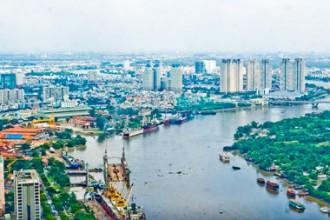 Tiềm năng đôi bờ sông Sài Gòn vẫn đang chờ được khai phá