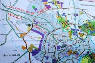 2saigon.vn, tin tức sài gòn, đầu tư, mở đường, quốc lộ 22, TP.HCM, Tây Ninh