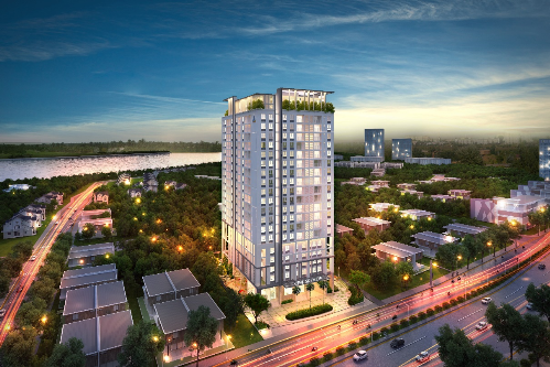 Opal Skyview, căn hộ mặt tiền đại lộ Phạm Văn Đồng, vị trí chiến lược, kết nối linh hoạt.