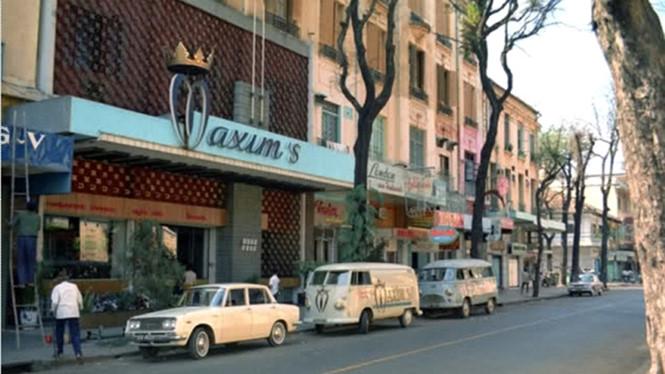 Phòng trà Maxim's ẢNH: T.L