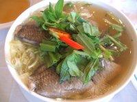 Bông so đũa nấu canh chua cá rô đồng