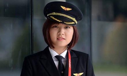 Tuyết Dung - một trong hai nữ phi công 9X đầu tiên của Việt Nam