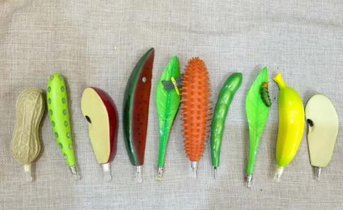 Bút hình trái cây