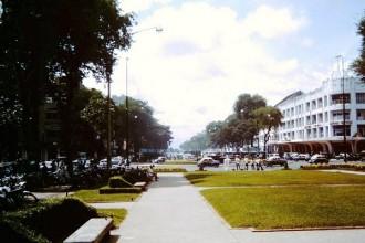 Thương xá TAX ở Sài Gòn năm 1962.