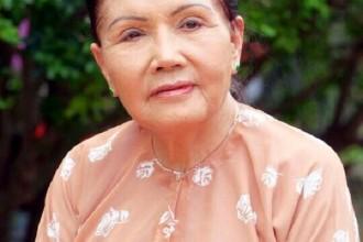 NSƯT Út Bạch Lan ra đi vào lúc 22h55 tại nhà riêng, hưởng thọ 81 tuổi.