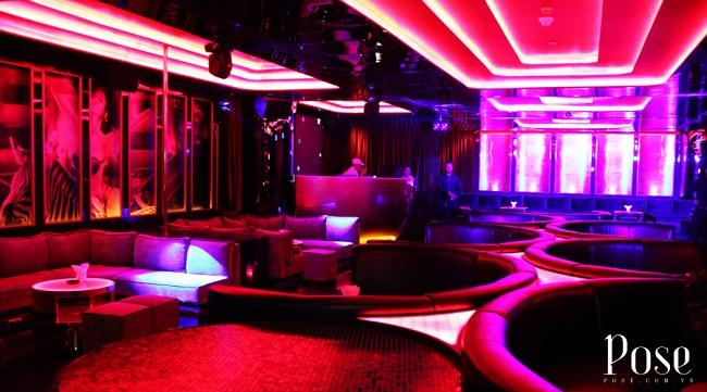 Play Bar nằm ở tầng 13, tòa nhà President Place 93 Nguyễn Du, Quận 1