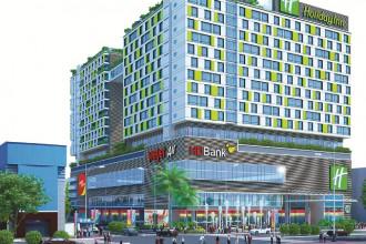 Republic Plaza là tổ hợp bất động sản đẳng cấp và quy mô  được xây dựng gần sân bay quốc tế Tân Sơn Nhất.