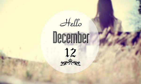 Tháng 12 – Tháng Của Những Hò Hẹn Và Yêu Đương, Trong Tiết Trời Lành Lạnh  Của Đêm Giáng Sinh Năm Nào, Anh Và Em Bước Vào Giáo Đường, Tiếng Thánh Ca  ...