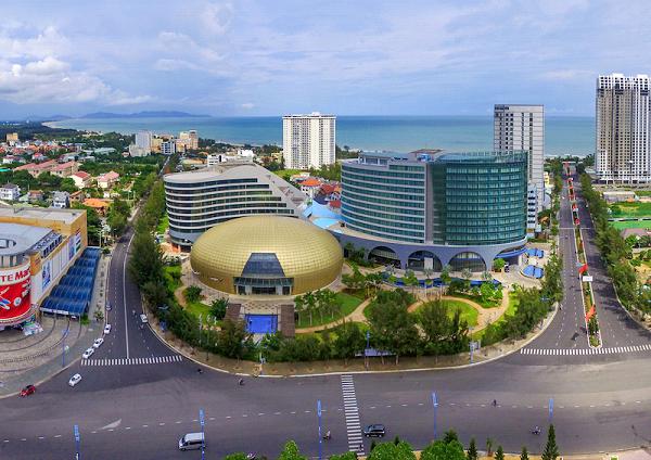 Pullman Vung Tau là khách sạn chuẩn 5 sao quốc tế đầu tiên tại TP.Vũng Tàu.