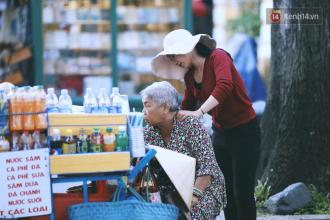Những khoảnh khắc bình dị ở Sài Gòn.