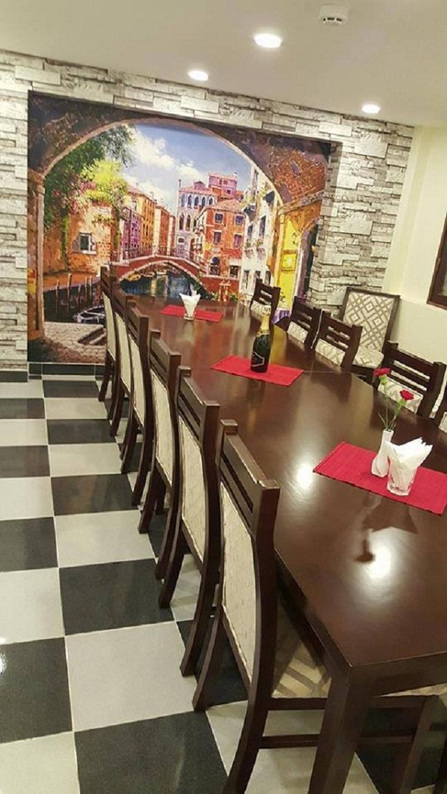Nhà hàng chuyên món Ý Casa Italia
