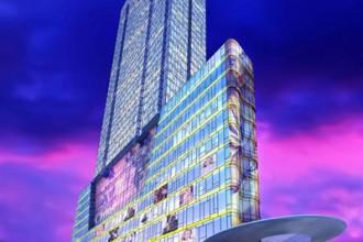 Thiết kế tòa tháp sẽ có chiều cao thứ 3 ở TP HCM