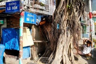 Cái tên đường Bà Lài có một số phận kỳ lạ và thú vị không phải ai cũng biết. Ảnh: Hải An.