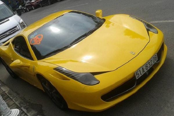 Ferrari 458 Italia là mẫu siêu xe được khá nhiều dân chơi siêu xe tại Việt Nam yêu thích. Những cái tên chơi khét tiếng tại dải đất hình chữ S cũng sở hữu riêng cho mình một chiếc siêu ngựa.