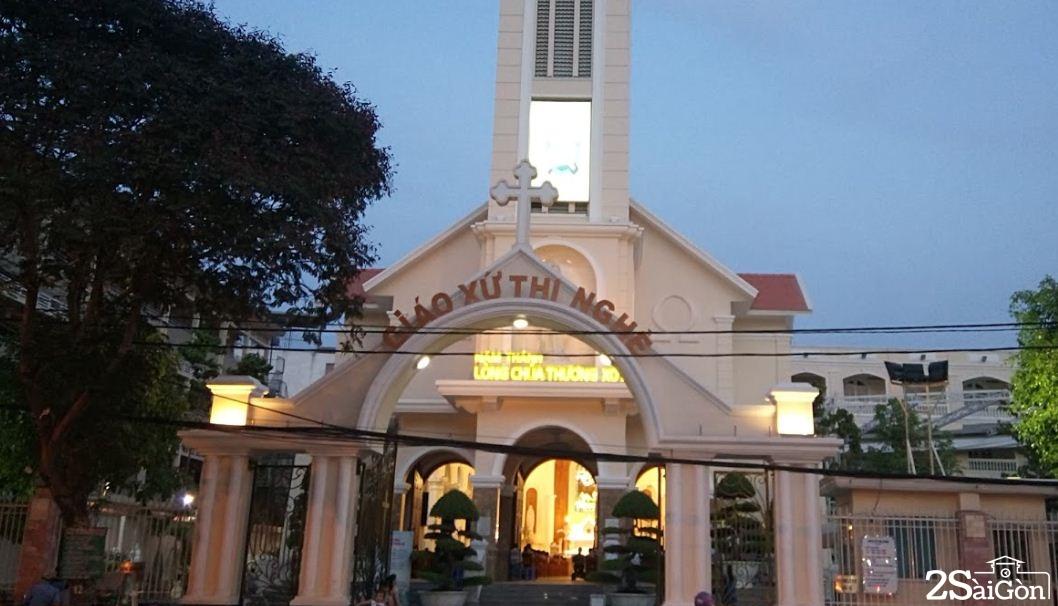 Nhà thờ Thị Nghè và giáo xứ thuộc Tổng giáo phận Sài Gòn