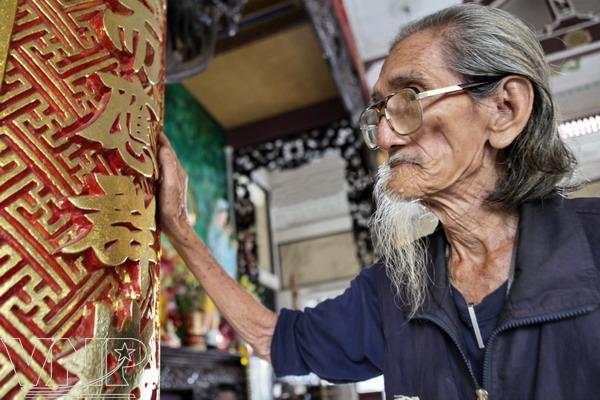 Hộ khẩu của họa sĩ Hoài Nam chính là Viện dưỡng lão nghệ sĩ.