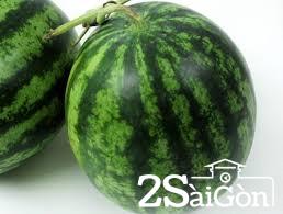 Dưa hấu Tết là một loại trái cây đặc biệt không thể thiếu trong các gia đình mỗi dịp xuân về.