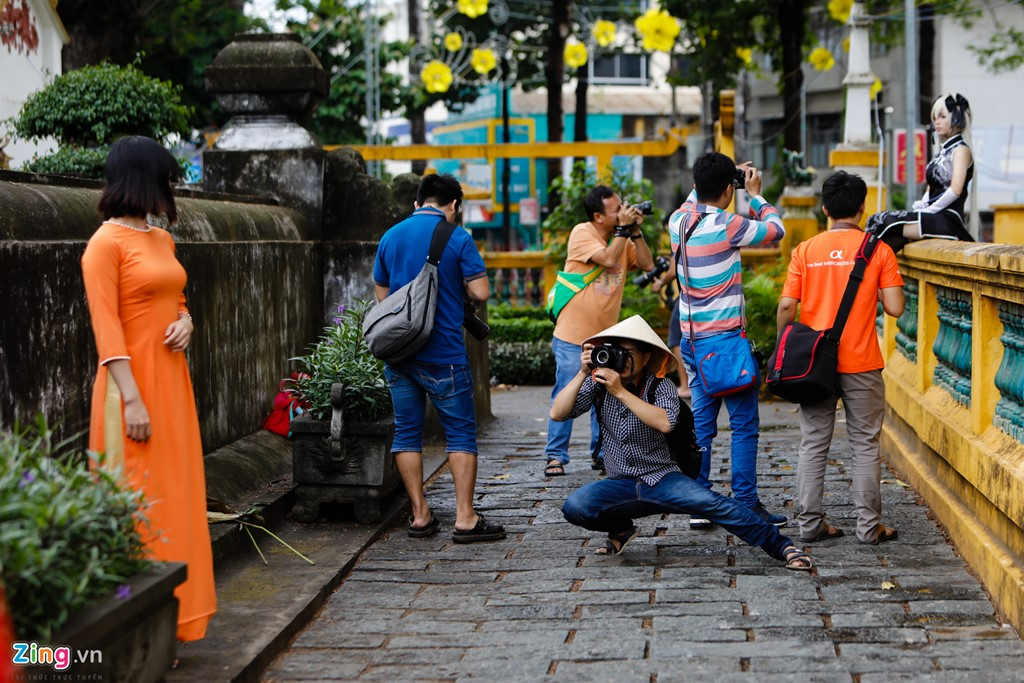 Đây là một trong những địa điểm có kiến trúc đẹp, đậm nét văn hóa cổ truyền Việt Nam.