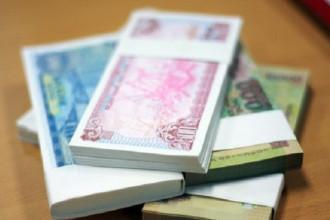 Ngân hàng Nhà nước cấm chi tiền mới mệnh giá từ 5.000 đồng trở xuống.
