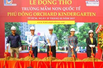 Trường mầm non quốc tế Orchard Kindergaten là một trong những tiện ích nội khu nổi trội của Khu dân cư bán biệt lập cao cấp Him Lam Phú Đông.