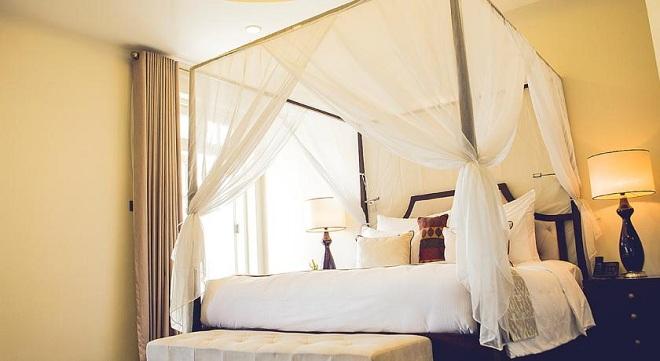 Villa Sông Sài Gòn có 23 phòng với thiết kế sang trọng, đầy đủ tiện nghi.