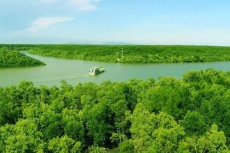 Tương lai Cần Giờ sẽ trở thành đô thị du lịch nghỉ dưỡng của TP.HCM.
