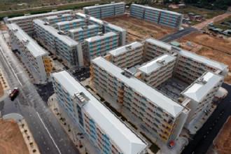 TP HCM sẽ phải đối mặt với nhiều thách thức khi làm căn hộ 100 triệu đồng. Ảnh: Duy Trần