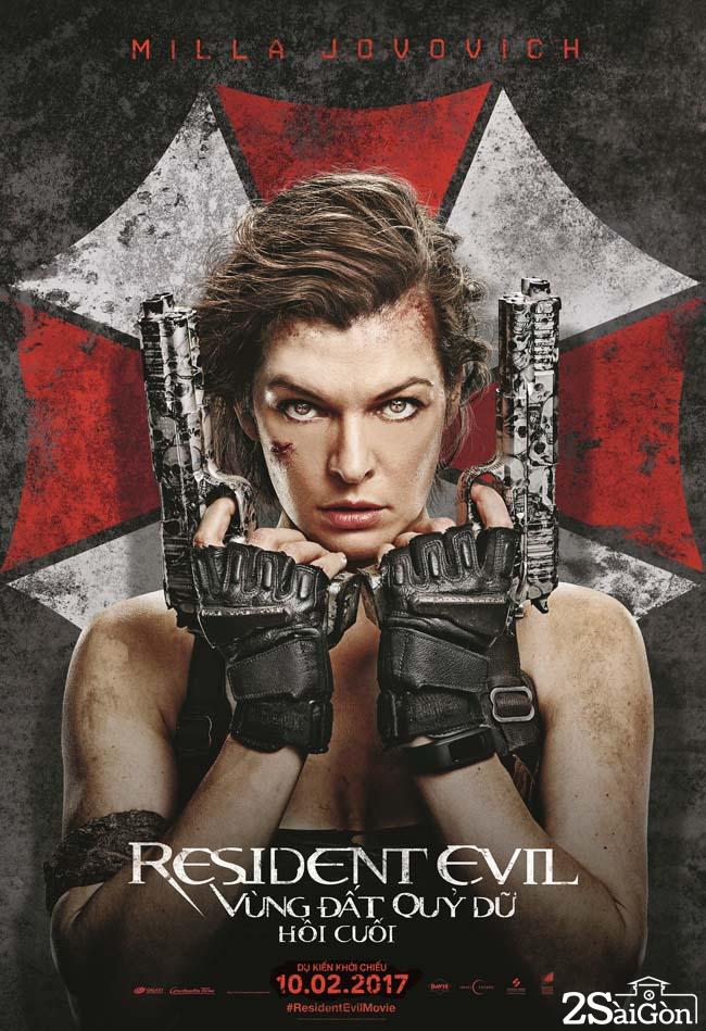 resident - poster
