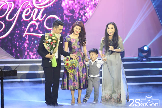 2 Tiet muc cua NSUT Kim Xuan va con trai CS Huy Luan (17)
