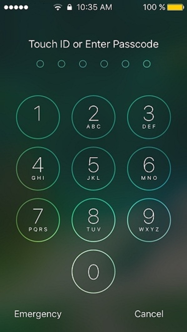 Dạng bảo mật 4 chữ số chỉ tạo ra được 10.000 kết quả.