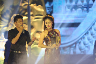 3 Tiet muc cua Le Phuong - Trung Kien - MC Tu Trinh - bien dao Trung Thao (14)