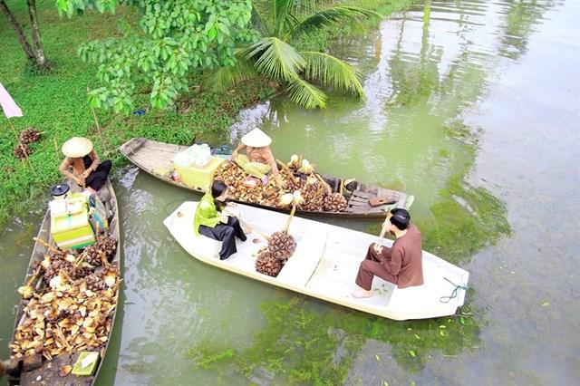 Đây là là điểm đến lý tưởng cho chuyến du lịch dã ngoại, khám phá sông nước.