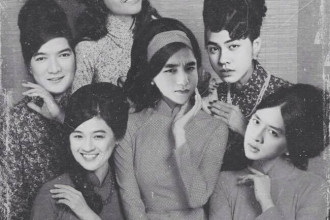 Anh che Poster Phim Co Ba Sai Gon 1