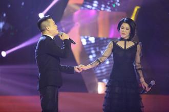 Ca si Thu Phuong den ho tro anh trai Quang Minh (27)
