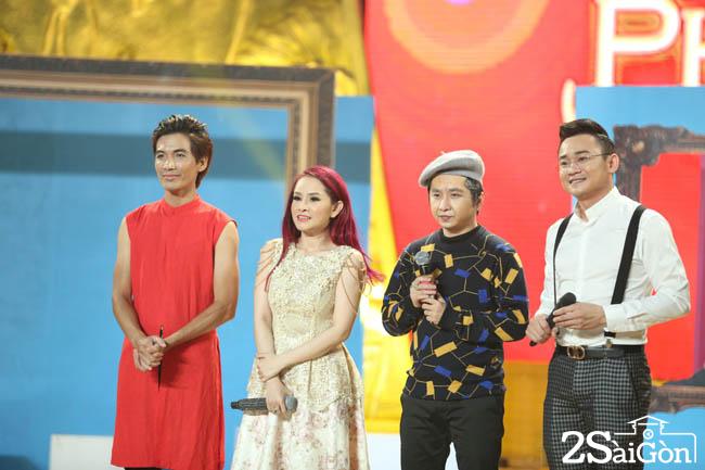 Tiet muc cua Giai Nhiet (ca si Bang Cuong - Son Ca - bien dao Luong Hoa - MC Phuong Hieu (88)