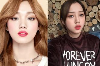 chi em song sinh cua tien nua cu ta lo tai dien vietnams next top model 2017 2
