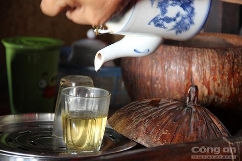 Tuy nhiên trà vẫn là sản phẩm định danh của Ô Tồng Ký