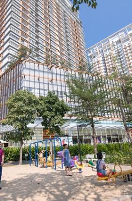Một sản phẩm BĐS của Địa ốc Phú Long – Dự án Dragon City.