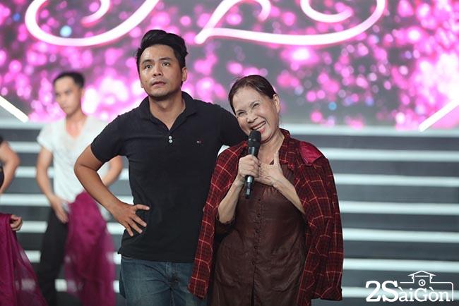 4.Tap luyen CK_NSUT Kim Xuan va con trai Huy Luan (1)