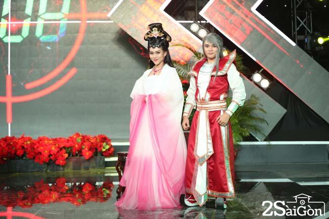 Dien vien Ba Duc va Phuong Titi (2)